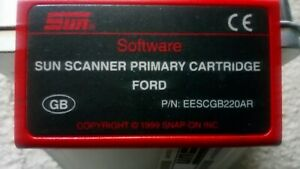 Snap On Mt2500 Scanner Ford Primary Cartridge Eescgb220ar