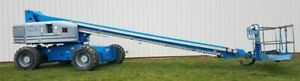 2006 Genie S80 4x4 80 Telescopic Boom Lift Perkins Diesel