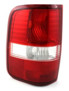 For 2004 2005 2006 2007 2008 Ford F150 Pick Up Tail Light Driver Left Side