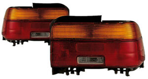 For 1993 1994 1995 Toyota Corolla Tail Lights Pair Set