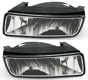 For 2004 2005 2006 Ford Expedition Front Fog Lights Pair Set