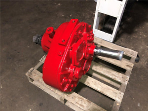 Schramm Top Rotary Power Head For T64hb Drill Rig Rebuilt Without Motors