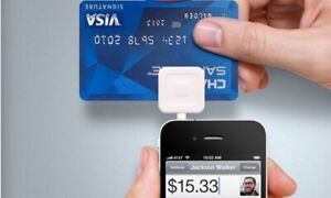 Square Swipe Payment Credit Card Reader Iphone Ipad Android 1st Generation