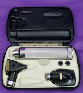 Welch Allyn Diagnostic Set Otoscope Ophthalmoscope Plugin Handle