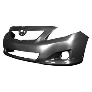 Front Bumper Cover Fits For Toyota Corolla S Xrs Usa Type 2009 2010