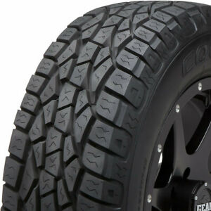 2 New 275 45r20xl Cooper Zeon Ltz 275 45 20 Tires