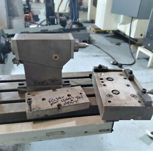 Haas Tailstock Only From Haas Hrt7 Rotary Table 4583