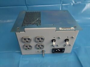 Siemens Acuson Aspen Diagnostic Ultrasound System Power Supply