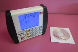 Cardinal Mv1 Detecto Medvue Scale Weight Medical Digital Display Indicator Only