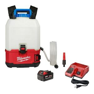 2820 21ws Milwaukee M18 Switch Tank Backpack Water Supply Kit