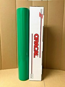 Oracal 651 1 Roll 24 X 10yd 30ft Grass Green 068 Gloss Sign Vinyl