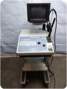 Bk Medical Leopard 2001 Ultrasound Machine W 3 Probes 240203