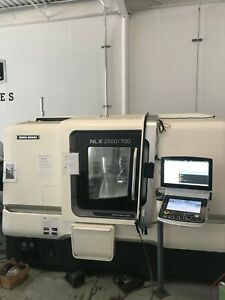 Dmg Mori Nlx2500sy 700 Cnc Lathe 2018 Sub Spindle Live Tooling Pm Report 6 1