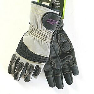 Global Glove Medium Vise Gripster Insulated Extrication Gloves Rescue Responder