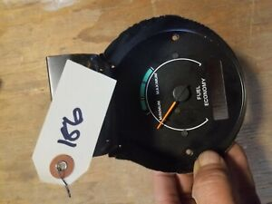 1975 Chevelle Fuel Economy Gauge Only