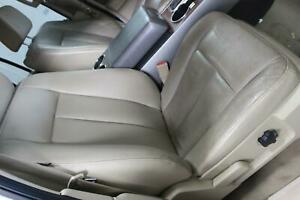 2007 08 Ford Expedition Passenger Right front Seat Leather Tan Manual Oem