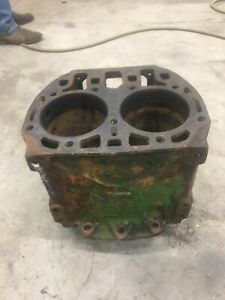 John Deere A2324r a Block Crack Tested bore Is Stock
