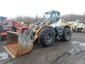 2015 Liebherr L542 Wheel Loader Clean New Rubber Deere Diesel Craig Q c Aux