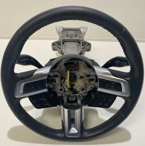 Oem Ford Mustang 2015 2019 Steering Wheel Adjustable Column