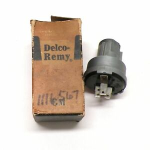 D Nos 60 64 Chevy Corvair 60 61 Truck 64 Van Ignition Switch D1453 Gm 1116567