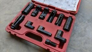 Mac Tools Special Socket And Thread Chaser Set 11 Pc Offset Variedlength Osw set