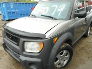 2003 2008 Honda Element Console Front Floor Ex 975493