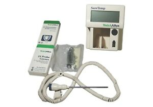 Welch Allyn Suretemp Thermometer Disposable Probe Covers