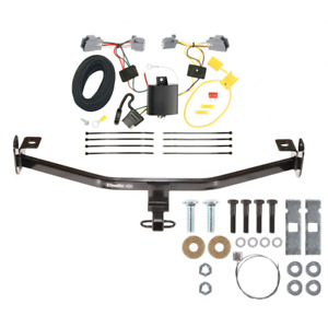 Trailer Tow Hitch For 12 18 Ford Focus W Wiring Harness Kit
