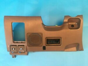 95 97 Fzj80 Land Cruiser Lx450 Lower Dashboard Oem W Air Vent Toyota Fj80 Brown