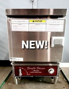 New Southbend Simple Steam Ez 3 Commercial Electric Steam Oven Steamer