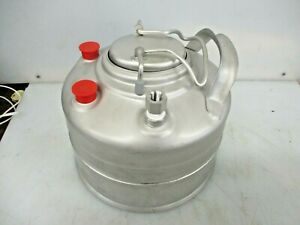 New Alloy Products Wide Mouth Opening Pressure Vessel 179 Psi T 316l