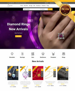 Dropshipping Website For Sale Own A Jewelry Store Ecommerce Business