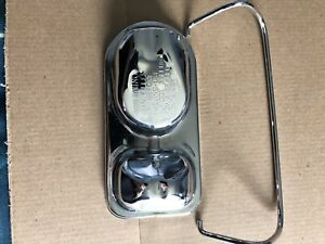 1970 71 Ford Torino Master Cylinder Chrome Cover