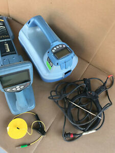 Radiodetection Spx Rd8100 Pdlg Bluetooth Tx 10 Pipe Cable Fault Locator