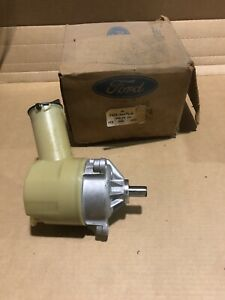 Nos 1994 1995 Ford Mustang Cobra Gt 5 0l Power Steering Pump F4zz 3a674 a
