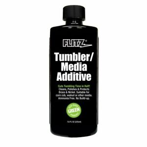 Flitz TumblerMedia Additive 7.6 oz. Bottle TA 04885 $17.94