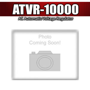 Nippon America Ac Automatic Voltage Regulator Atvr 10000 10000 Watts