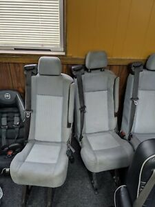 2015 2019 Ford Transit Van 9 Person Couch Bench Seats