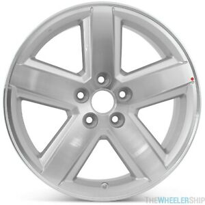 New Aluminum Wheel Rim For 2007 2010 Dodge Avenger 18 Inch 114 3mm 5 Spokes