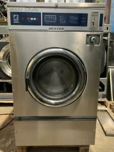 Wcn40 40 Lb Dexter T600 Washing Machine 220v 3ph Reconditioned