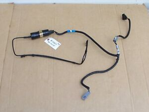 92 96 Ford F150 F250 Bronco 97 F350 Left Front Seat Lumbar Pump Assembly Oem