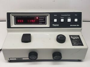 Thermo Scientific Spectronic 20d Spectrophotometer 33183