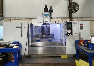 Fadal 6030 Ht Vertical Machining Center 1996 Meticulously Maintained Video