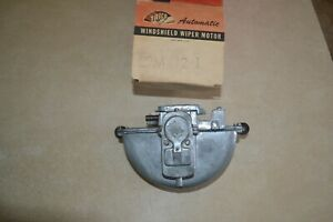 1952 53 54 Ford Mercury Nos Trico Vacuum Wiper Motor 5 Yr Warranty New Paddle