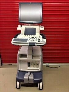 Ge Loqic E9 Ultrasound R5 Xdclear Refurbished Certified Ready For Patients