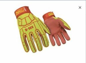 Ringers Gloves R 169 Impact Glove Synthetic Leather Cut Resistant Medium