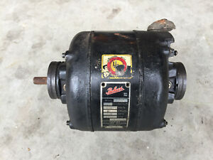 Packard S 7329 Electric Motor 115v 1 6hp Cont Duty 1750 Rpm