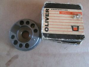 Oliver Tractor 77 88 770 880 1800 Brand New Gemmer Adapter And Pin Assembly Nos