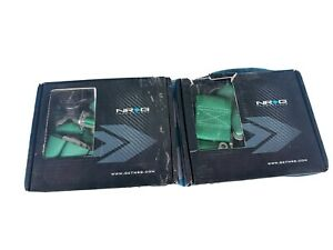 Nrg Innovations 2 Sbh 6pcgn 6 point Racing Seat Belt Harness Green