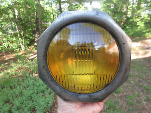 Antique Brass Era Gray Davis Fog Light Model 850 K d Lamp Cadillac Studebaker